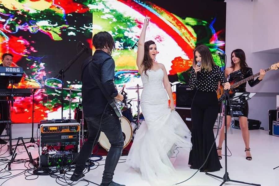 trupa nunta